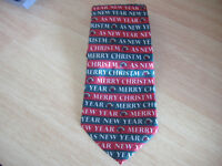 MENS CHRISTMAS / XMAS NOVELTY TIE-NEW