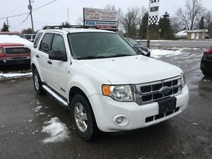2008 Ford Escape XLT 4WD London Ontario image 1