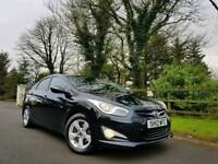 HYNDAI I40 CRDI STYLE SAT NAV FINANCE ONLY £181 PER MONTH NO DEPOSIT !