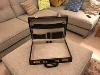 Real leather briefcase - will accept nearest offer