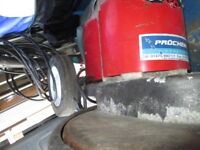 2 x Floor Scrubber / Polisher - Spares or Repair