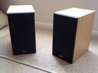 Pair of Denon Speakers