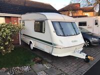 Elddis Whirlwind 2 Berth Caravan Lightweight