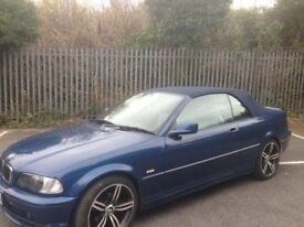 BMW CONVERTIBLE £1695