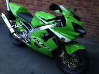 2003 Kawasaki Zx9 - Only 7500 Miles