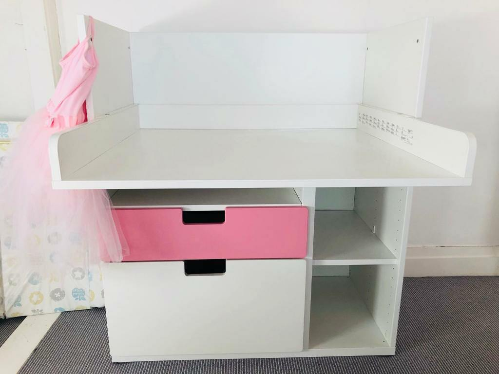 Changing table & desk