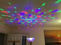 Spinning Led light bulb
