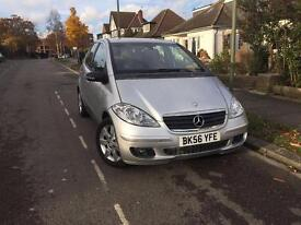 2006 / 56 MERCEDES BENZ A CLASS A150 SPECIAL EDITION 5 DOORS LOW MILEAGE (not a3 golf polo auris