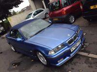 1998 bmw m3 3.2 convertible evolution 6 speed manual