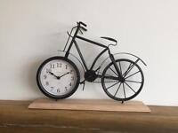 BRAND NEW Decorative cycle clock