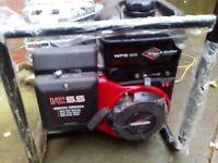 """Briggs & Stratton 2"""" water pump"""