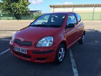 Amazing 2005 low mileage Toyota Yaris available now