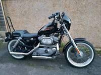 Harley Davidson XLH sportster 2001 883 cc