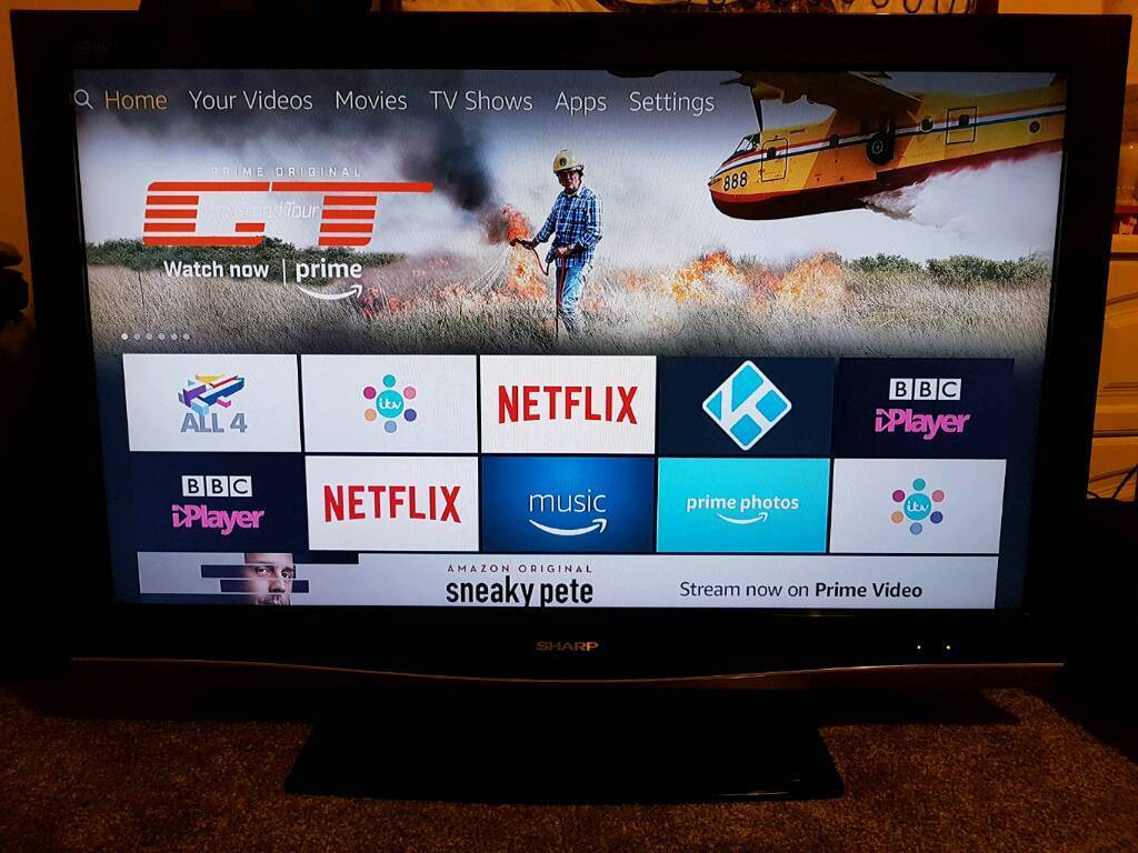 Sharp aquos 42inch LCD TV | in Sheffield, South Yorkshire | Gumtree