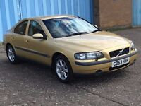 (53) Volvo S60 2.0T , mot - July 2018 ,only 66,000 miles ,service history ,2 owners ,bmw,merc,audi