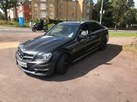 2013 Mercedes- Benz C Class C63 6.3 AMG 30k AUTOMATIC PETROL PX WELCOME WILLING TO LISTEN TO OFFERS
