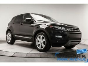 2015 Land Rover Range Rover Evoque Pure Plus, AWD, NAV, CUIR, TO