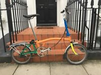 Brompton M3L Folding bike Bargin!