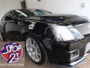 2012 Cadillac CTS-V LEATHER NAV MANUAL TRANSMISSION *COUPE*