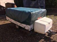 Trailer tent/ pop up caravan
