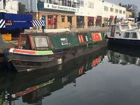 Quirky 44ft project Liveaboard