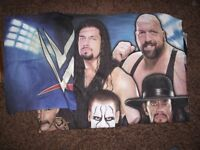 WWE Single Duvet Cover Set