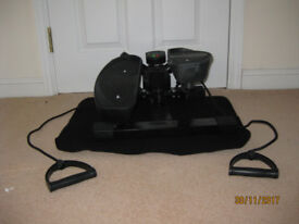 FITNESS STEPPER WITH BANDS, STEP COUNTER AND RESISTANCE FLEXIBILITY
