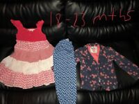 Girls clothes 18-23 / 12-18