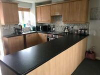 Kitchen Cupboards, Drawers and Worktops For Sale