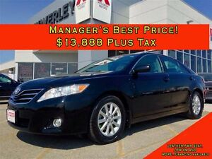 2010 Toyota Camry XLE /Fully Loaded/