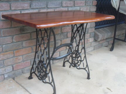 Rose Mahogany and Iron, suits modern industrial mode furniture Ipswich Ipswich City Preview