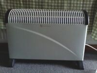 Range. Electric Convection Heater - Excellent condition