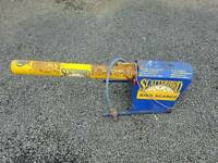 Scatterbird bird scarer farm crop tractor £90