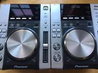 Pioneer Cdj 200 pair good condition