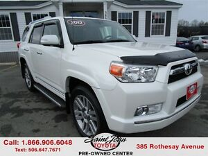 2012 Toyota 4Runner Limited V6