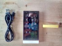 Sony Xperia U - White (Unlocked) Smartphone