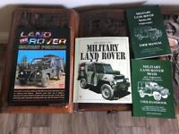 Land Rover Books