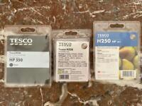 Printer inks, Tesco's HP 350 & 351 equivalent.