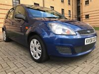 ★ ONLY 76,000 MLS ★ YEARS MOT ★ 2008 Ford Fiesta 1.4 5dr CLIMATE ★GOOD S HIST,like peugeot 206 astra
