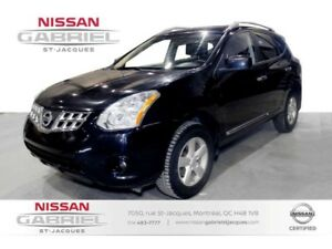 2013 Nissan Rogue S AWD 4x4 + MAGS
