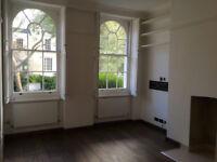 Period 1 bedroom flat in Kennington - Newly refurbished