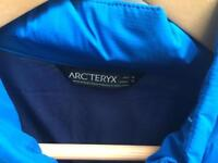 Arcteryx Blue Atom LT men's jacket