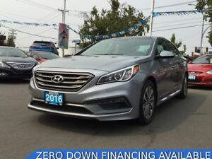 2016 Hyundai Sonata Sport Tech | Super Low KMs