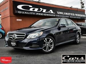 2014 Mercedes-Benz E-Class E250 BlueTec | GPS | CAMERA | ROOF ..