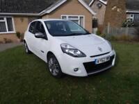 Renault Clio Dynamique 1.2 Petrol 5 Door Manual. September 2012. 39,000 miles