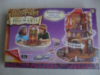 HARRY POTTER ADVENTURES THROUGH HOGWARTS ELECTRONIC 3D GAME - HIGHLY COLLECTABLE IN GOOD CONDITION