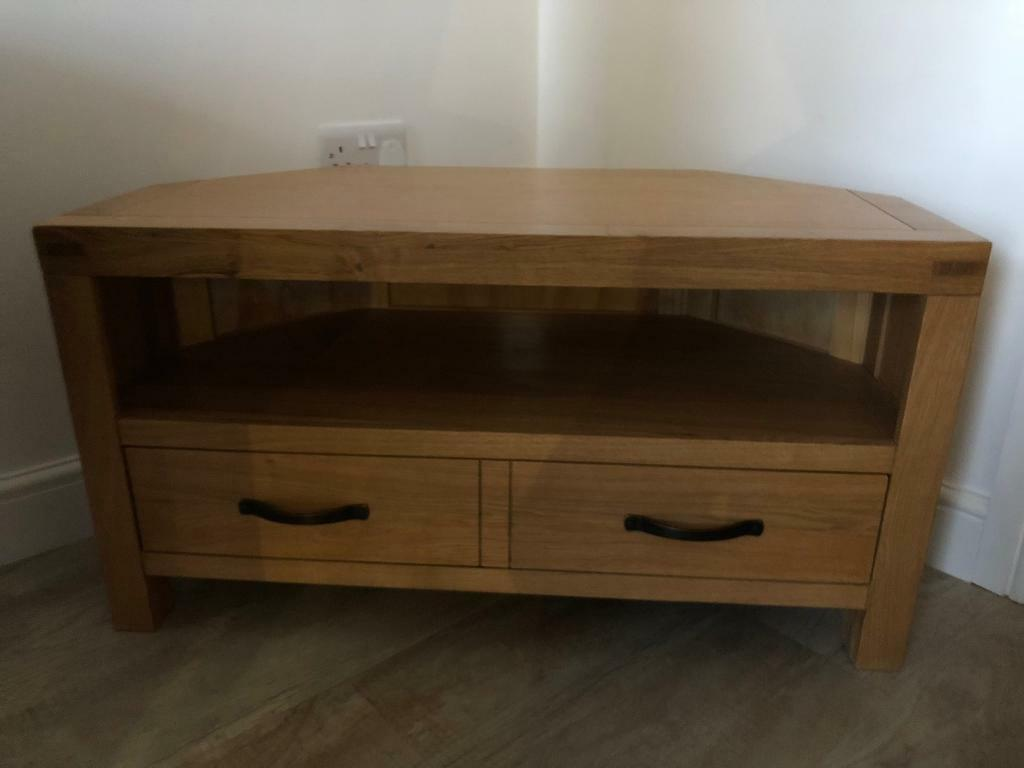 Cool Wooden Tv Stand Less Than A Year Old In Ilkeston Derbyshire Gumtree Download Free Architecture Designs Grimeyleaguecom