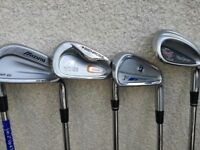 Job lot clubs and bags