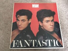 Wham Fantastic vinyl LP