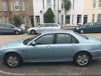 Rover 75 1.8t manual